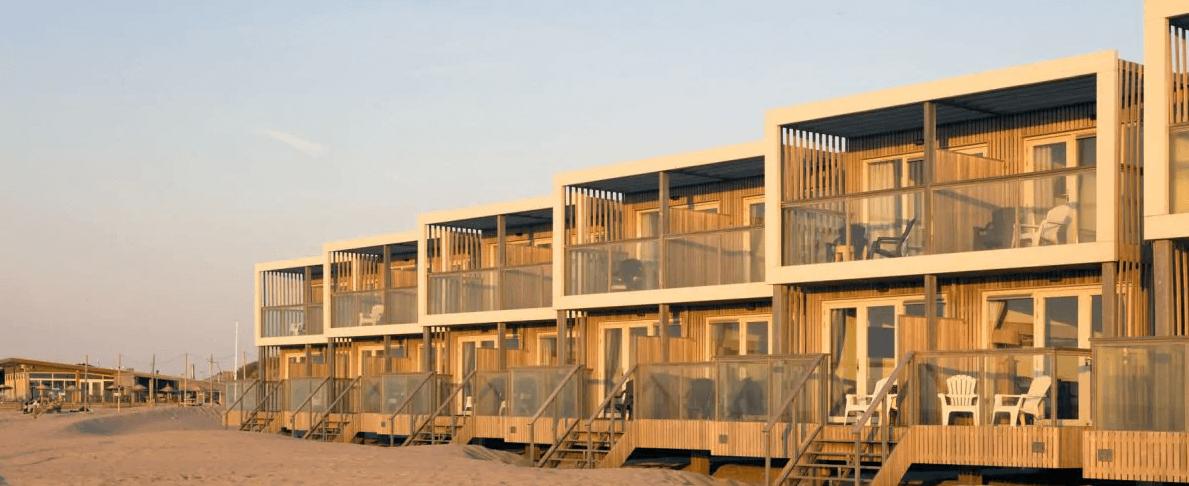 Vakantiepark LARGO Roompot Hoek van Holland