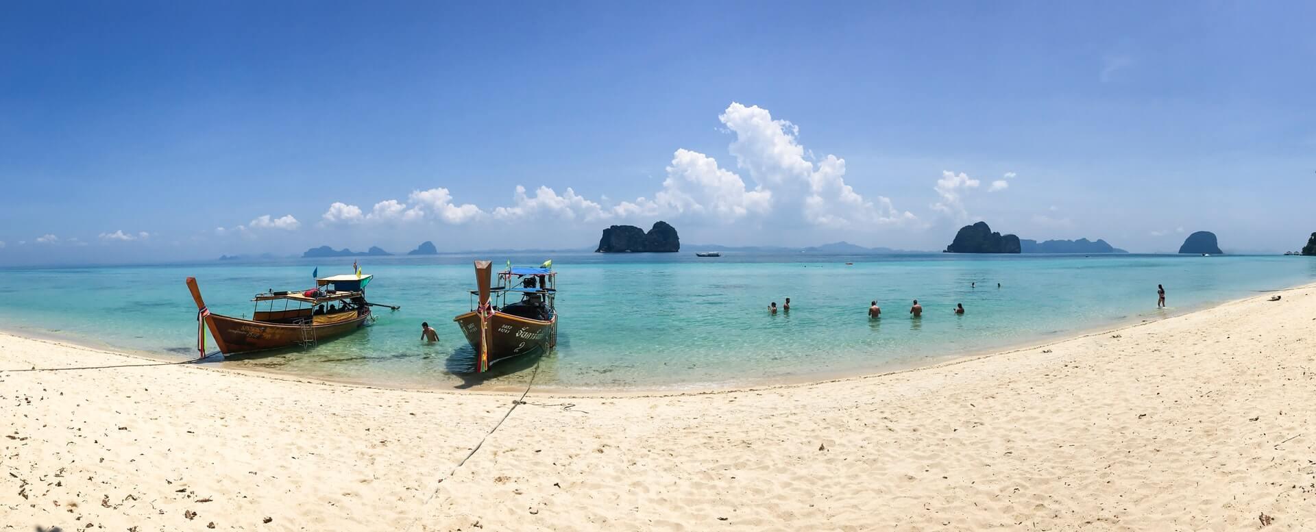 Rondreis Thailand 3 weken natuur avontuur en een echte backpackers vibe