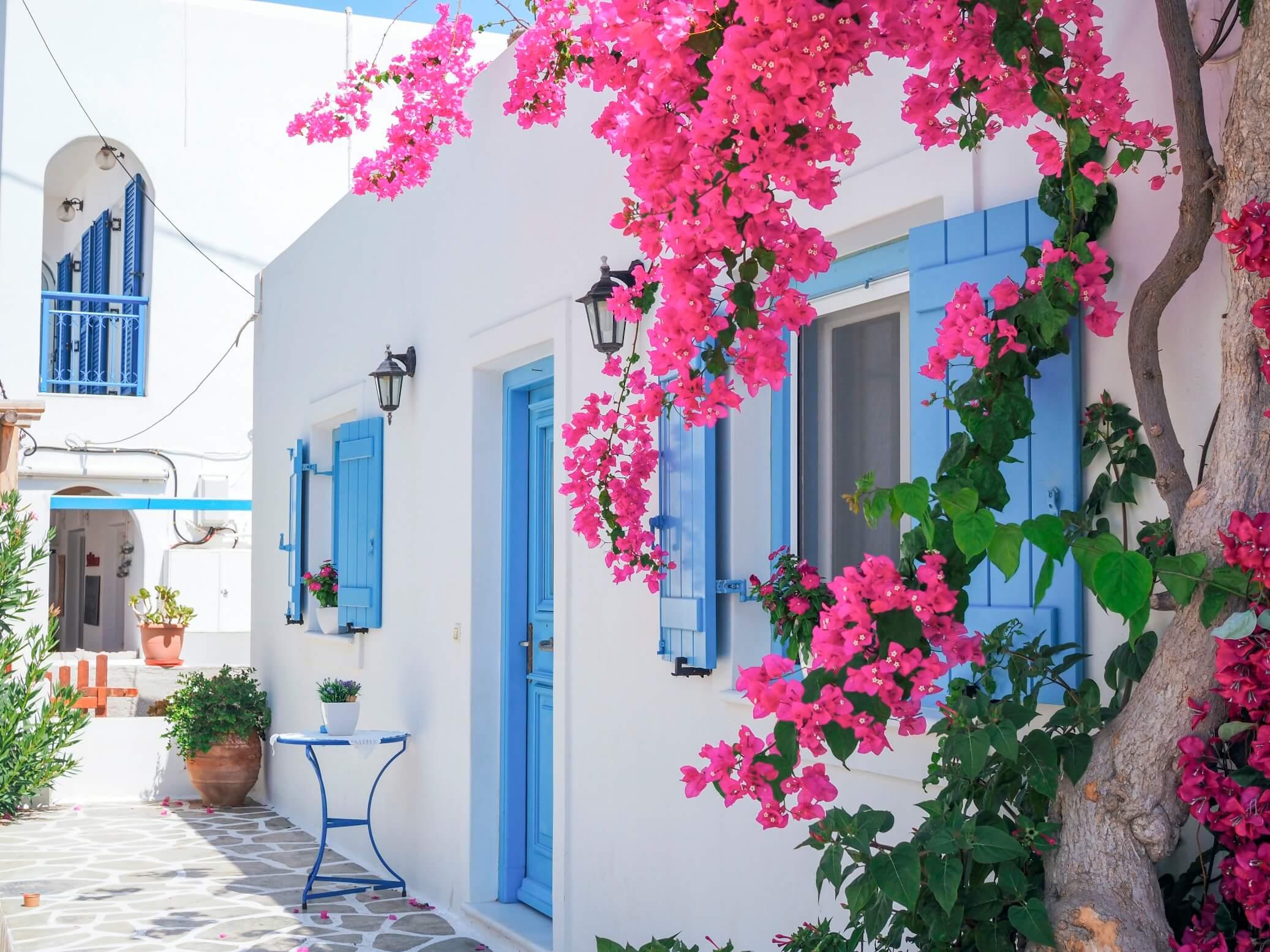 Beste reistijd voor een vakantie naar Griekenland