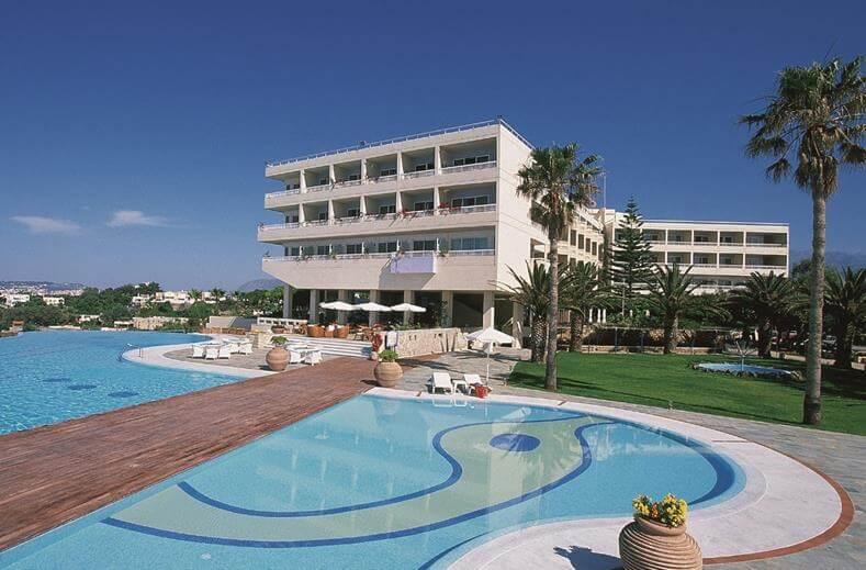 Hotel Panorama Chania