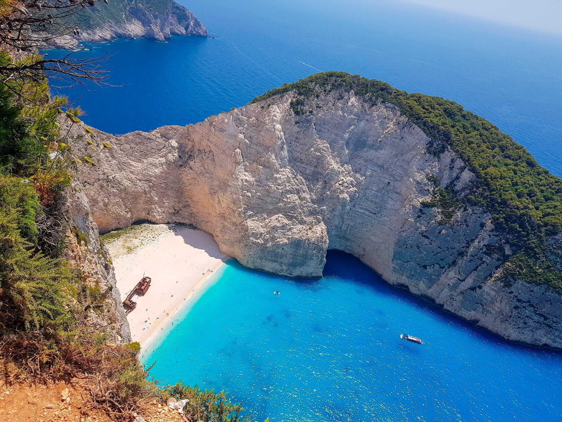 Zakynthos vakantie griekenland
