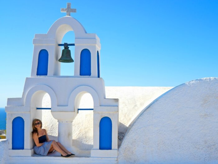 9-daagse individuele rondreis eilandhoppen Griekenland